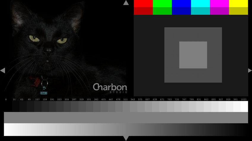 Charbon-Studio profiles for Color
